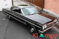 1964 Chevrolet Impala Sport Coupe Numbers-Matching V8 Black