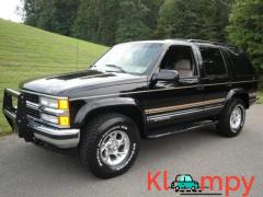 1999 Chevrolet Tahoe 4×4 Ducks Unlimited 5.7L Vortec V8