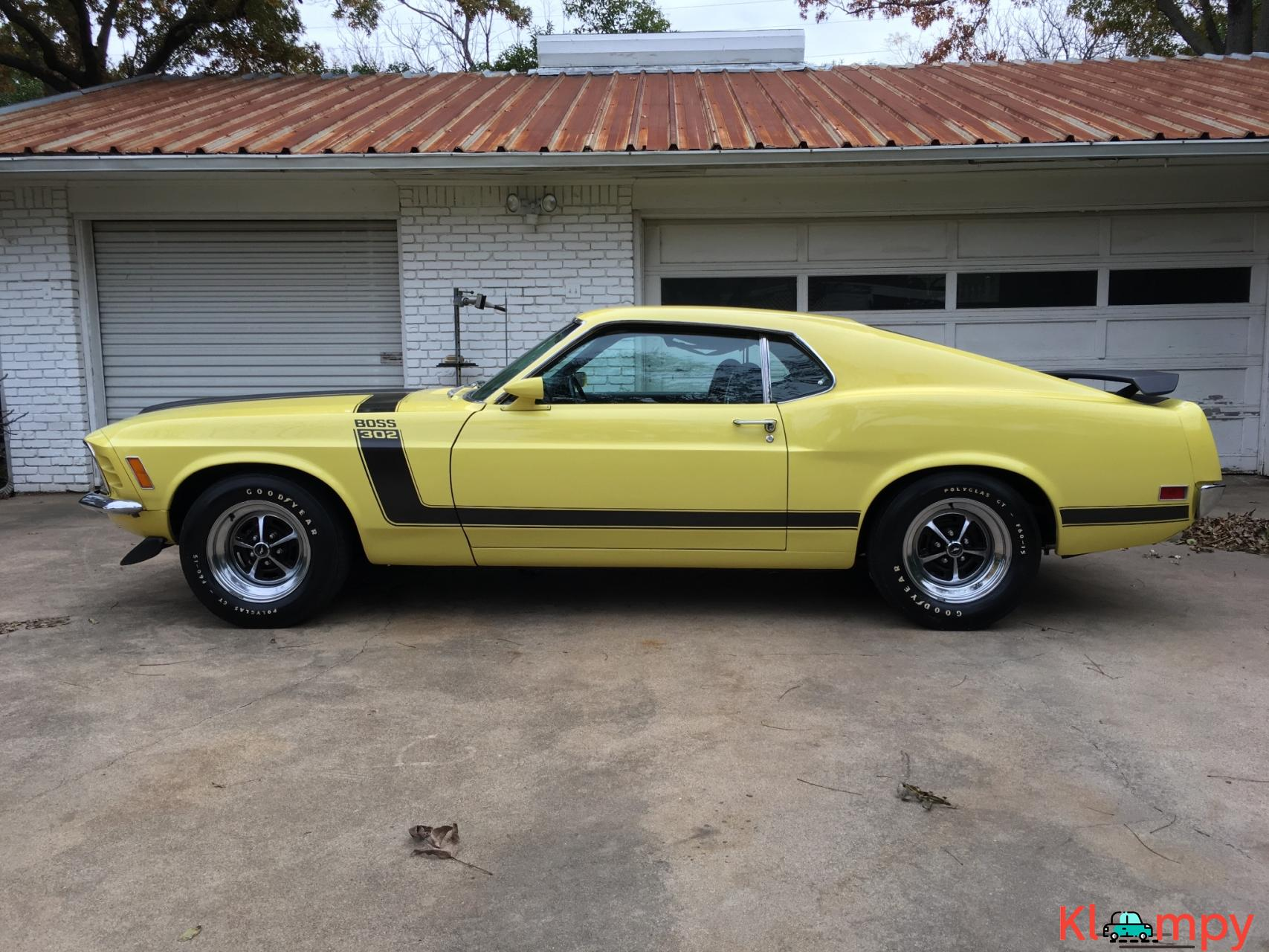 1970 Ford Mustang Boss 302 Largely Original - 13/19