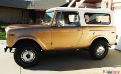 1971 International Harvester Scout 800B Apache Gold Poly 4x4 - Image 9/14