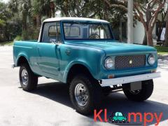 1964 International Scout 80 All-Wheel Drive 304CI V8