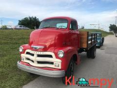 1954 Chevrolet 6400 COE 4-Speed Manual