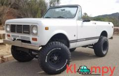 1976 International Harvester Scout II Bare Metal 305CI V8