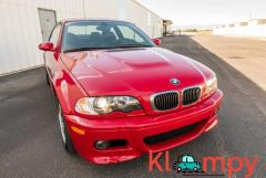 2003 BMW M3 Coupe E46 Imola Red