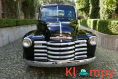 1949 Chevrolet C10 5-Window Pickup 350 V8