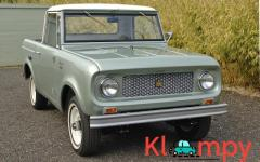 1964 International Harvester Scout 80 152CI 4-Cylinder Pickup Truck