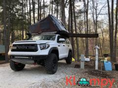 2008 Toyota Sequoia 4×4 Camping Equipment 5.7 V8
