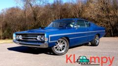 1969 Ford Torino GT 430HP LS3 V8 5-Speed