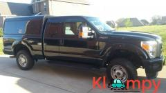 2015 Ford F-250 XL 6.2L 6210CC Extended Cab Pickup 4-Door