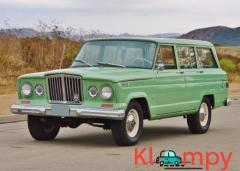 1965 Jeep Wagoneer Survivor Four-Wheel Drive 327CI V8