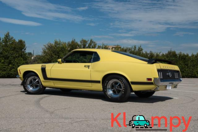 1970 Ford Mustang Boss 302 Largely Original - 4/19
