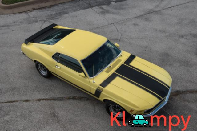 1970 Ford Mustang Boss 302 Largely Original - 6/19