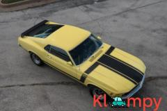 1970 Ford Mustang Boss 302 Largely Original - Image 6/19
