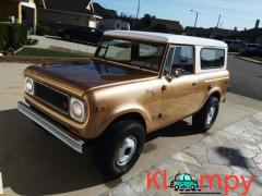 1971 International Harvester Scout 800B Apache Gold Poly 4x4 - Image 1/14