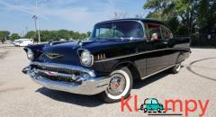 1957 Chevrolet Bel Air 700 Miles Since Restore 8 Cylinders