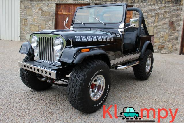 1979 Jeep CJ 7 360 V8 AMC 360 4 SPEED AMC - 3/12