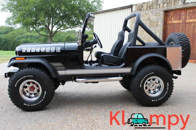 1979 Jeep CJ 7 360 V8 AMC 360 4 SPEED AMC - 4/12