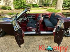 1966 Lincoln Continental Convertible Custom Paint New Interior - Image 5/12