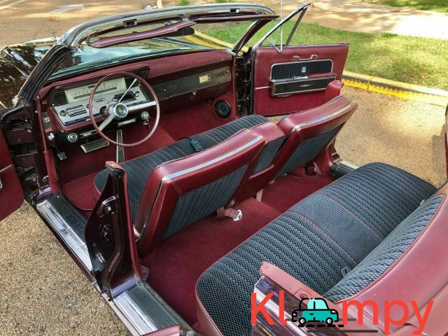 1966 Lincoln Continental Convertible Custom Paint New Interior - 6/12