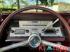 1966 Lincoln Continental Convertible Custom Paint New Interior - Image 7/12