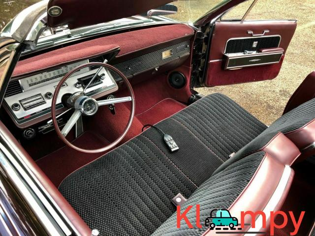 1966 Lincoln Continental Convertible Custom Paint New Interior - 8/12