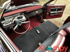 1966 Lincoln Continental Convertible Custom Paint New Interior - Image 8/12