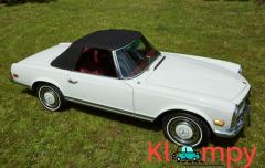1969 Mercedes-Benz 280SL Numbers-Matching 2.8L
