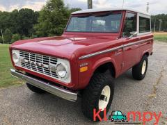 1970 Ford Bronco Fuel-Injected 5.0L V8