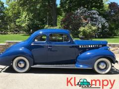 1940 Packard 110 Club Coupe 245ci Blue