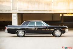 1962 Lincoln Continental Presidential Black - Image 13/19