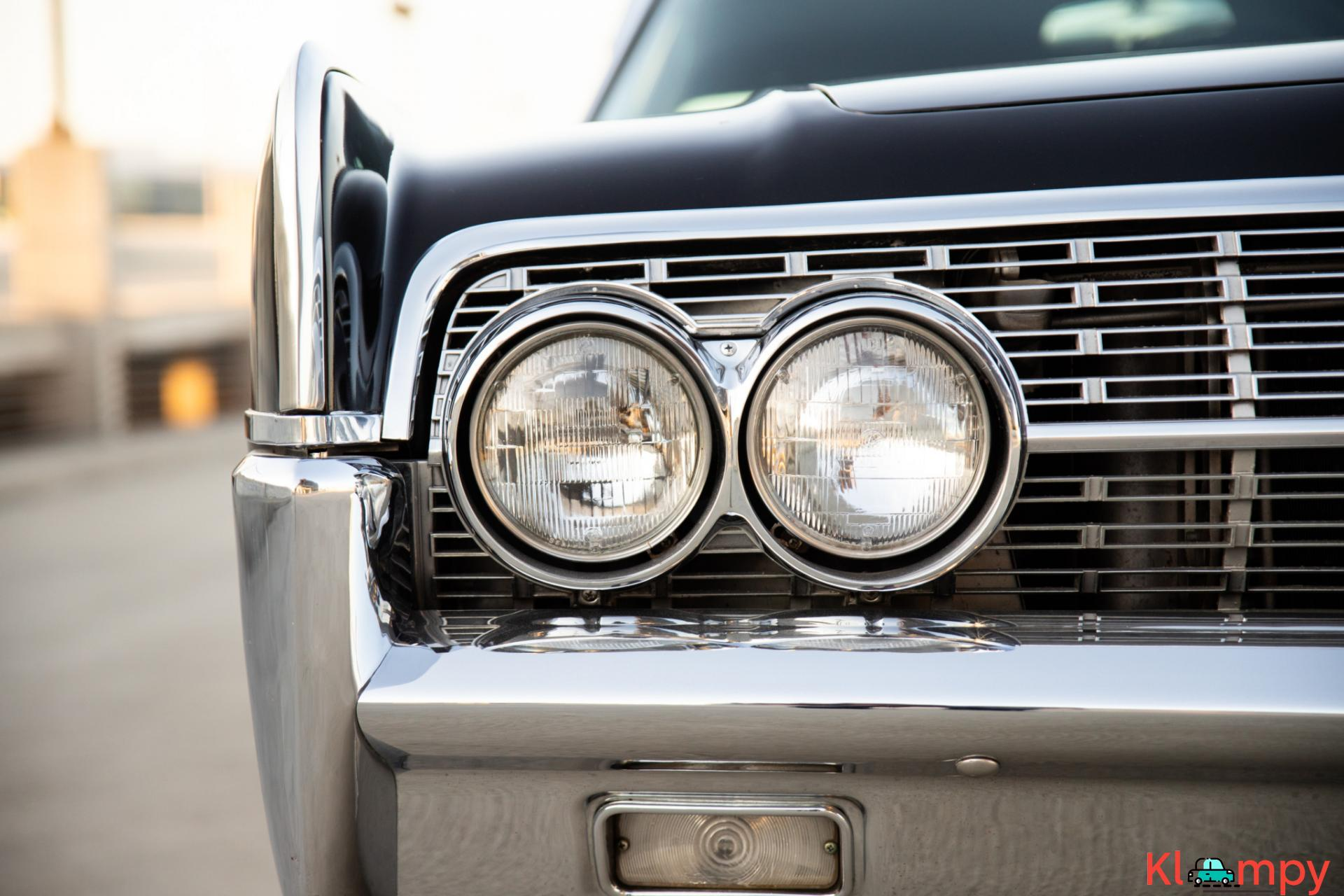 1962 Lincoln Continental Presidential Black - 14/19