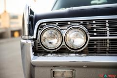 1962 Lincoln Continental Presidential Black - Image 14/19