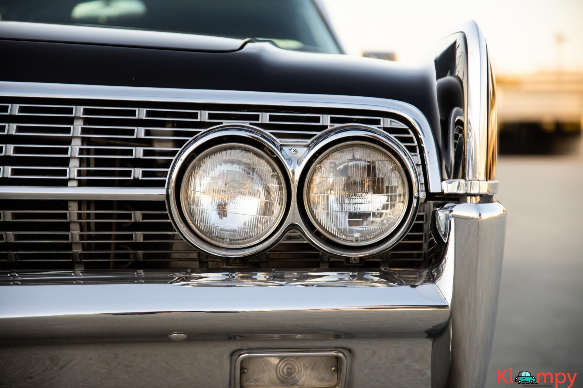 1962 Lincoln Continental Presidential Black - 15/19