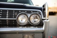 1962 Lincoln Continental Presidential Black - Image 15/19