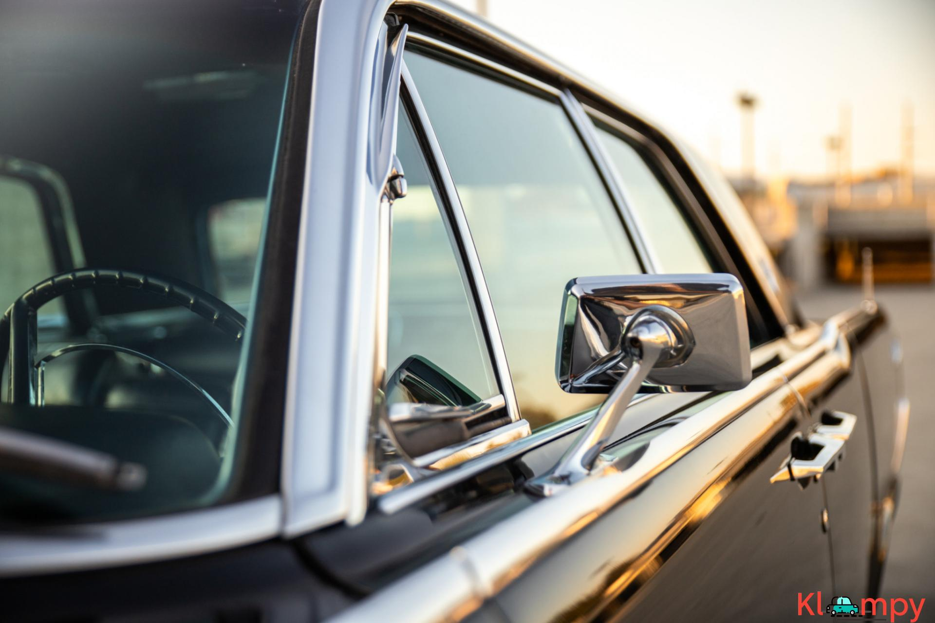 1962 Lincoln Continental Presidential Black - 16/19