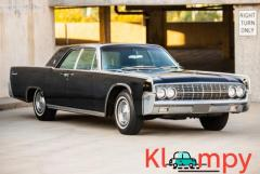 1962 Lincoln Continental Presidential Black - Image 2/19