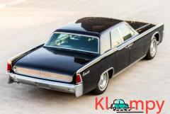 1962 Lincoln Continental Presidential Black - Image 3/19