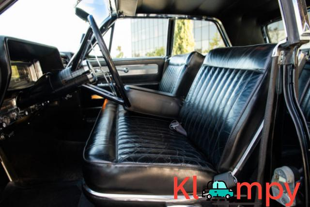 1962 Lincoln Continental Presidential Black - 5/19