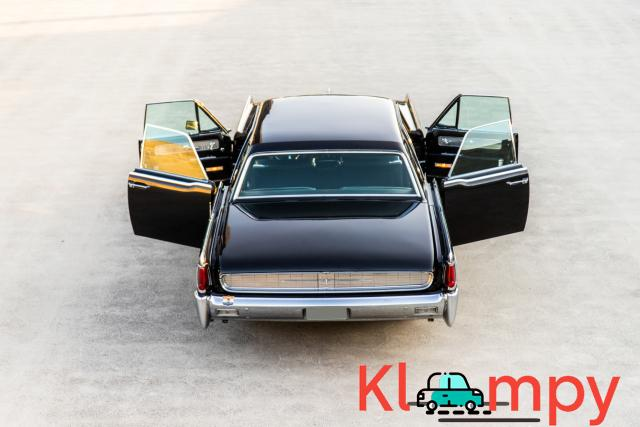 1962 Lincoln Continental Presidential Black - 10/19