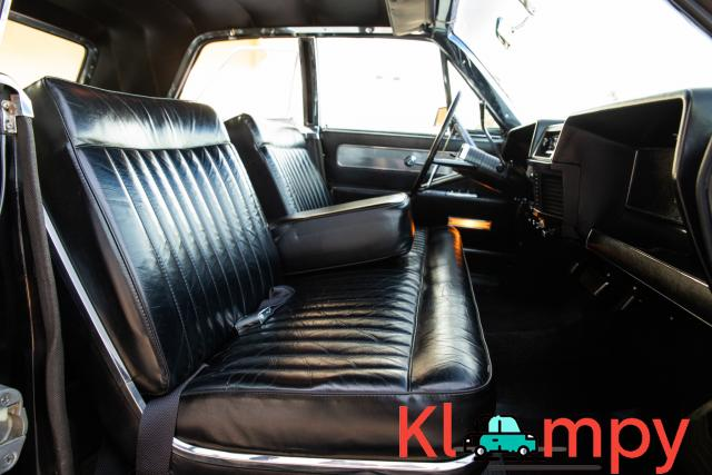 1962 Lincoln Continental Presidential Black - 11/19