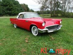 1957 Ford Thunderbird Convertible 312 - Image 1/14