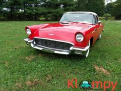 1957 Ford Thunderbird Convertible 312 - Image 2/14