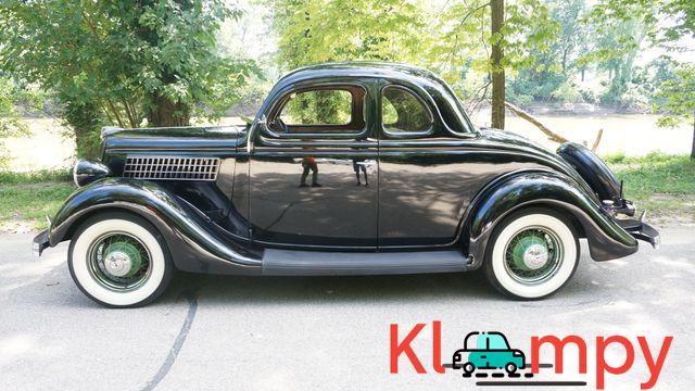 1935 Ford 48 Coupe Rumble Seat - 2/13