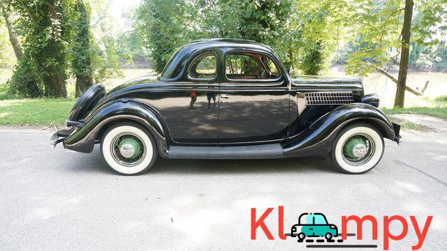 1935 Ford 48 Coupe Rumble Seat - 5/13