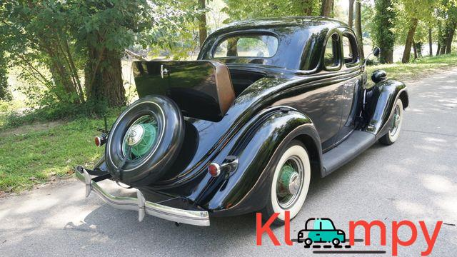 1935 Ford 48 Coupe Rumble Seat - 6/13