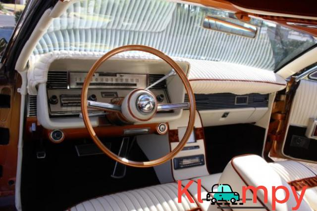 1967 Lincoln Continental Custom Two-Door Body - 6/15