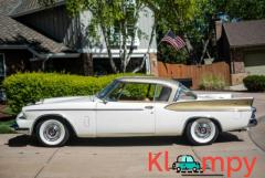 1958 Packard Hawk supercharged 289ci V8 - Image 3/12