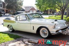 1958 Packard Hawk supercharged 289ci V8 - Image 9/12