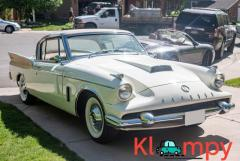 1958 Packard Hawk supercharged 289ci V8 - Image 10/12
