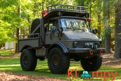 1987 Mercedes-Benz Freightliner Unimog 419 Modified